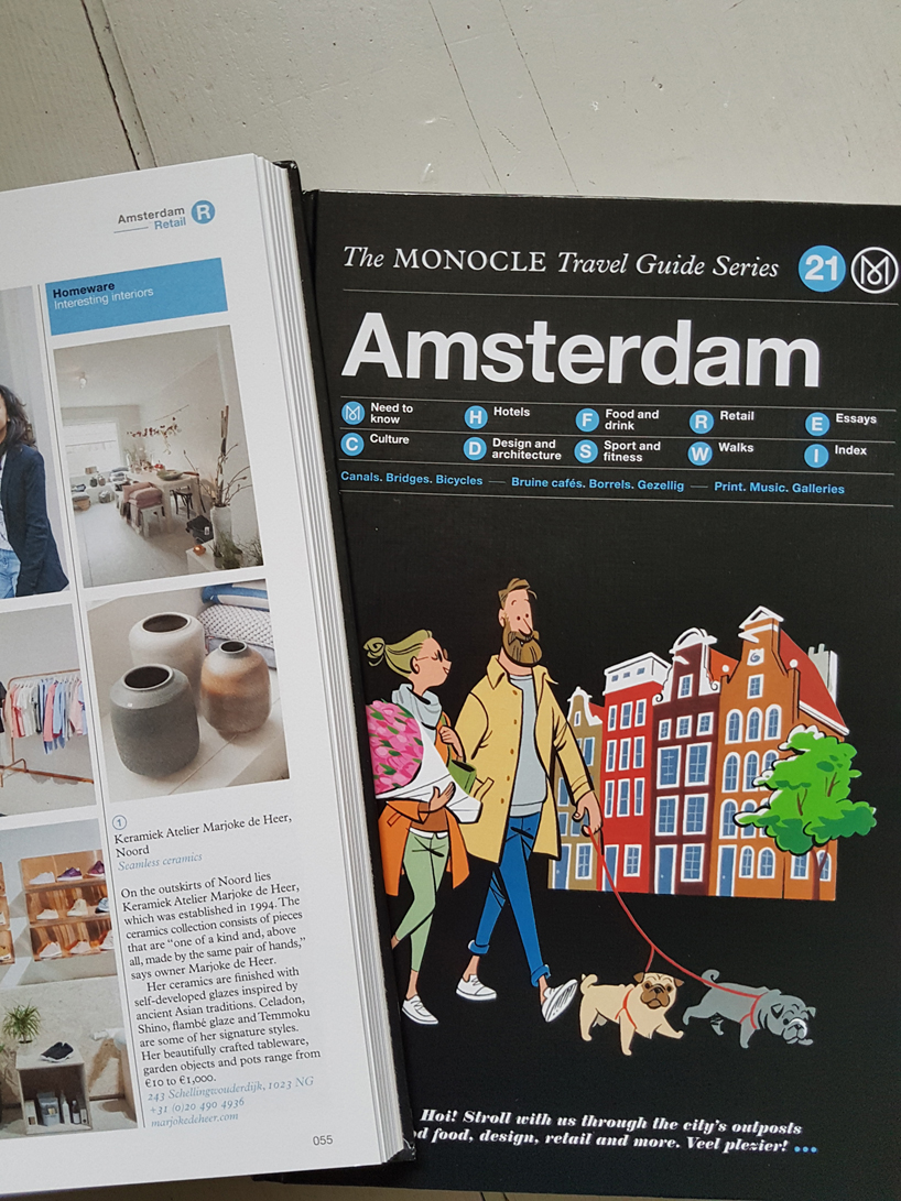 monocle travel guide Amsterdam