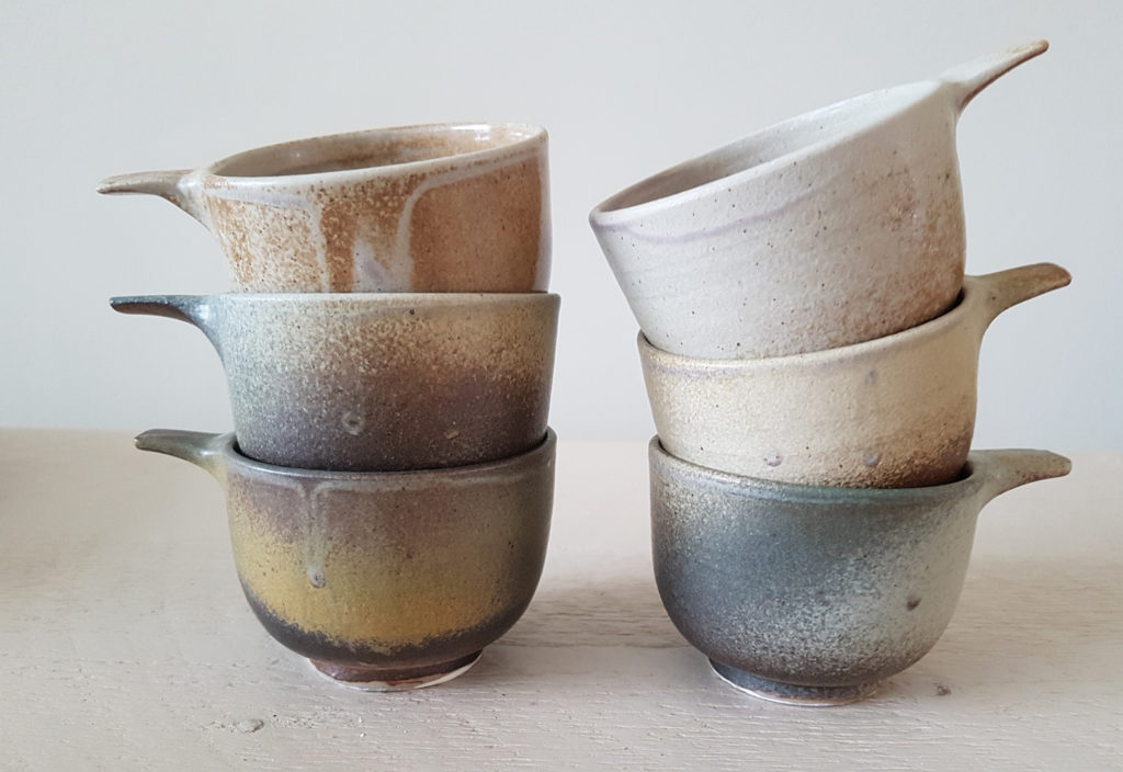 Cups with ear Marjoke de Heer