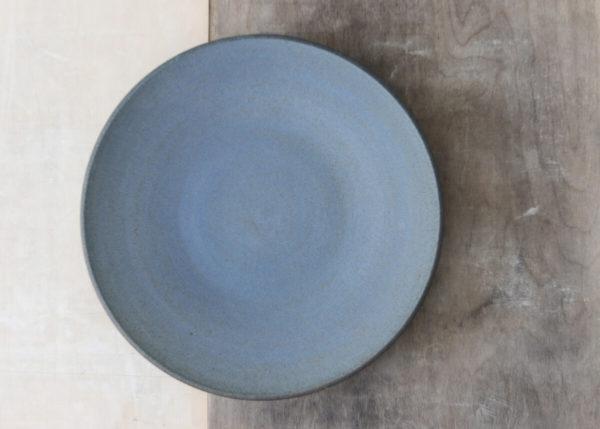 XXL (water) bowl blue dream - Marjoke de Heer Keramiek Atelier
