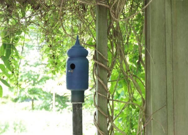Birdhouse 1 - Marjoke de Heer Keramiek Atelier