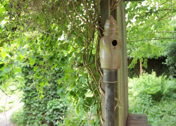 Birdhouse 3 - Marjoke de Heer Keramiek Atelier