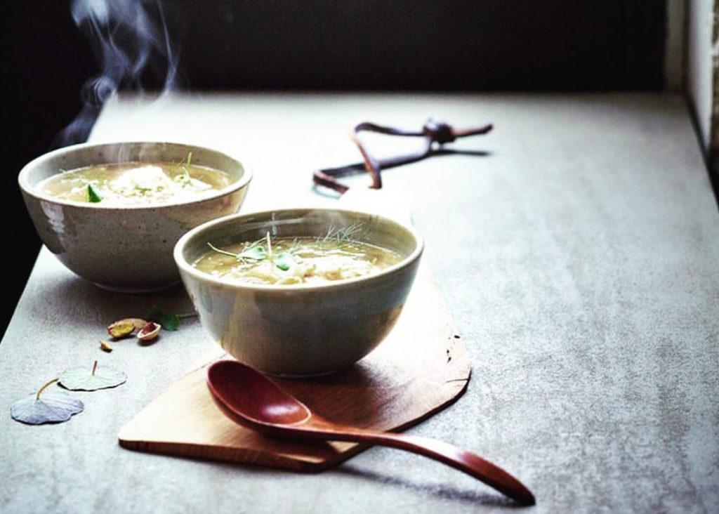 bowls celadon
