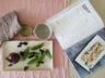 flat plate keramiek Marjoke de Heer in 'de kracht van kruiden' door Peter Lute