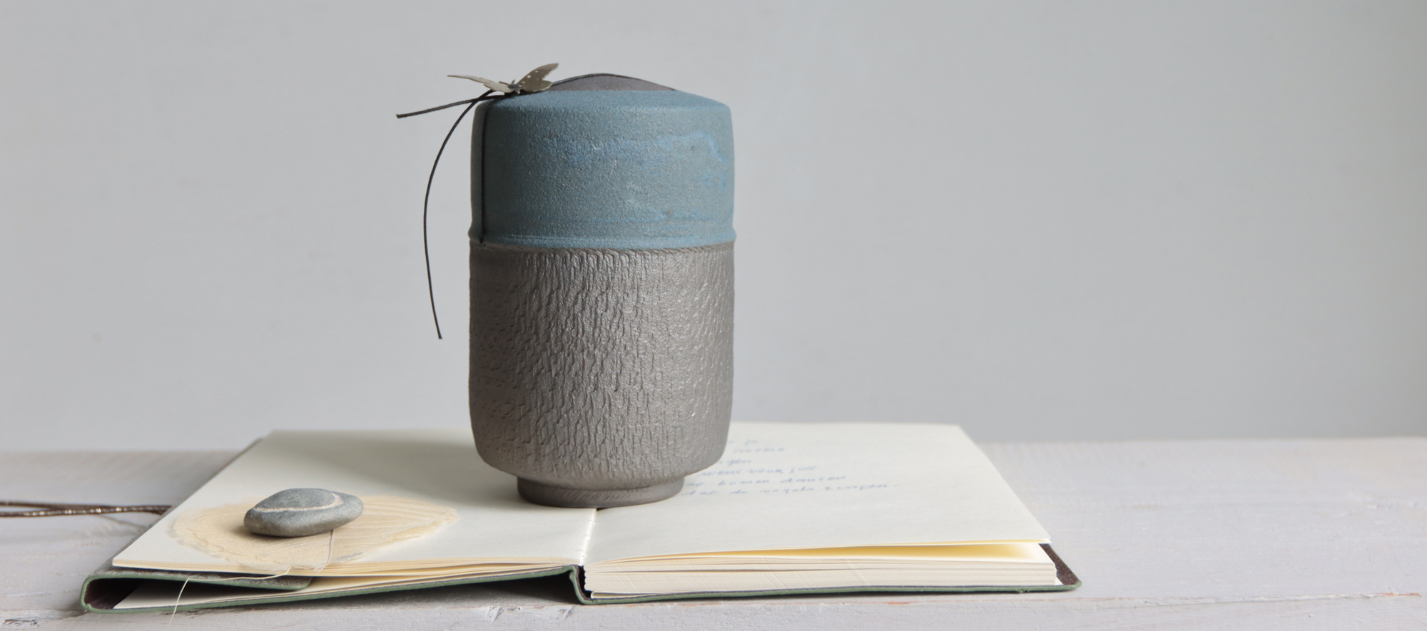 Mini urns - Marjoke de Heer Keramiek Atelier