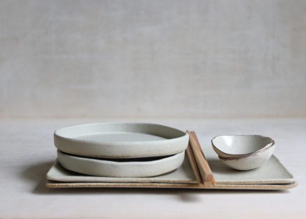 Sushi for 2 - Marjoke de Heer Keramiek Atelier