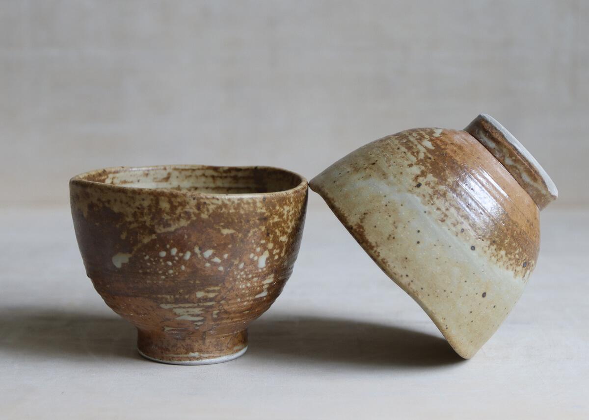 Wabisabi teabowls - Marjoke de Heer Keramiek Atelier